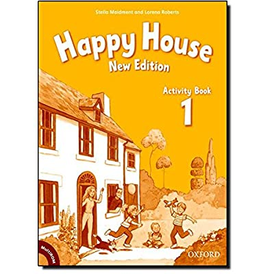 Happy House 1 new edition Activity Book and Multirom pack