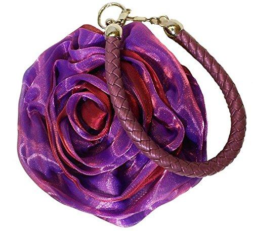 OKDRESS - Borsetta senza manici donna Purple