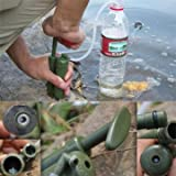 Survival Water Filter - Best Reviews Guide