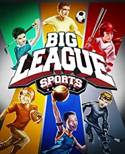 Big League Sports - Kinect Compatible (Xbox 360)