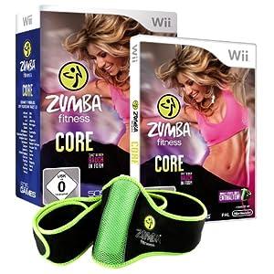 Zumba Fitness Core (inkl. Fitnessgürtel) – [Nintendo Wii]