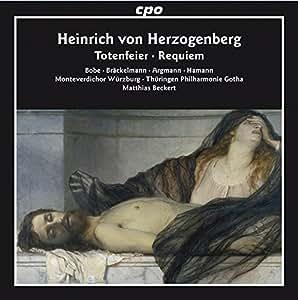 Requiem Op.72; Totenfeier Op.80