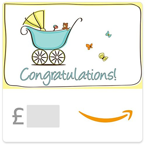 Congratulations! (Baby)-  Amazon.co.uk eGift Voucher