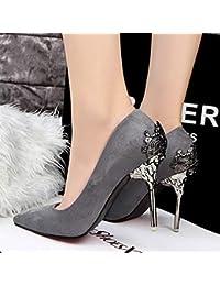 Suchergebnis Grau Auf FürSilberne High Schuhe Heels CroxBedW