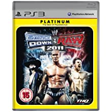 WWE Smackdown vs Raw 2011 - Platinum Edition (PS3)