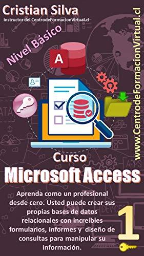 Curso Microsoft Access desde cero: Aprenda a gestionar sus bases de datos y sistemas en esta versatil herramienta. (TccAccess nº 1) (Spanish Edition) -