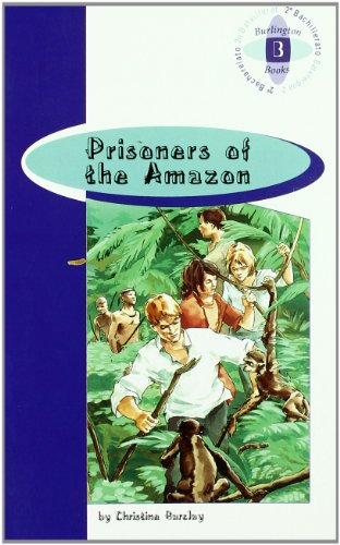 PRISIONERS OF THE AMAZON 2§NB por NULL