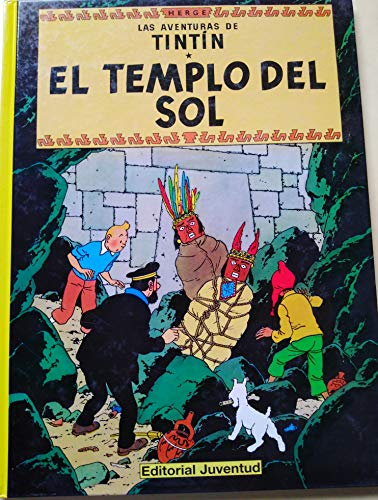C - El templo del Sol (LAS AVENTURAS DE TINTIN CARTONE)
