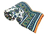 Shop Rajasthan Multicolor Reversible Flo...