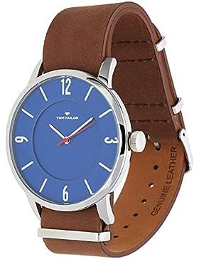 Tom Tailor Uhr für Herren Edelstahl 5416904