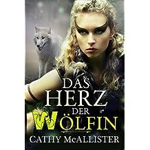 Das Herz der Wölfin (German Edition)