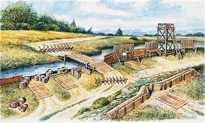 Italeri 510006030 - 1:72 Schlachtfeld Zubehör von Italeri