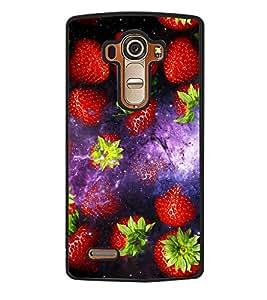 Fuson 2D Printed Fruits Designer back case cover for LG G4 - D4513