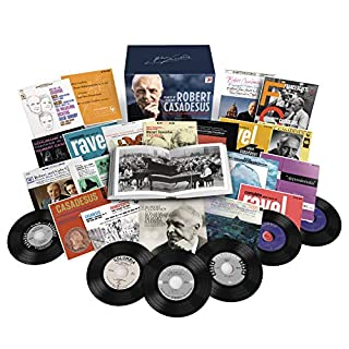 Robert Casadesus - The Complete Columbia Album Collection (B07KZHVTR4) | Amazon price tracker / tracking, Amazon price history charts, Amazon price watches, Amazon price drop alerts