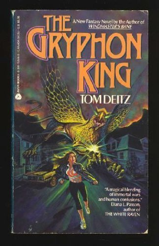 The Gryphon King by Tom Deitz (1989-06-01)