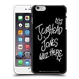 Head Case Designs Ufficiale Riverdale Jughead Wuz Here Arte Grafica Cover Dura per Parte Posteriore Compatibile con iPhone 6 Plus/iPhone 6s Plus