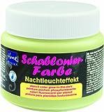 Kreul 74347 - Schablonierfarbe Nachtleuchtfar...Vergleich