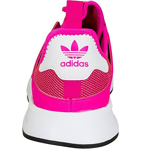adidas X_plr J, Sneakers Basses Mixte Enfant Rose (Shopin/ftwwht/shopin)