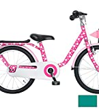 ilka parey wandtattoo-welt bicycle sticker bike sticker set flowers blossoms and dots 94 parts M1581 - choosen color: *turquoise*