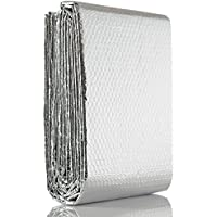 SuperFOIL RadPack x 1 Radiator Insulation - 3.6mm Heat Reflective Reflector Bubble Foil, Insulates up to 3 Radiators Per Pack, 5 m x 60 cm - ukpricecomparsion.eu