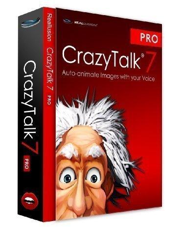 CrazyTalk7 Pro Englisch