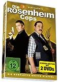 Die Rosenheim Cops - die komplette dritte Staffel auf 2 DVDs [Special Edition]