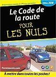 Le Code de la route pour les Nuls - Editions First - 24/01/2008