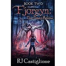 Fjorgyn: The Deep Below (Book 2) (English Edition)
