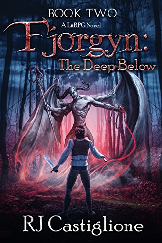 Fjorgyn: The Deep Below (Book 2) (English Edition)