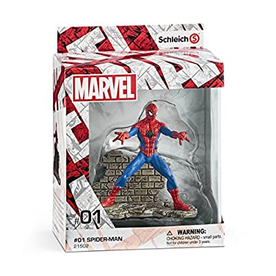 Marvel Spider-Man Collectable suitable for ages 8 +
