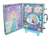 Disney Frozen - Icy Adventures Beauty Trolley, pack de maquillaje...