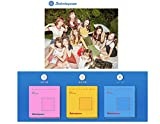 Vol.1 [Twicetagram] KPOP 1st TWICE Album CD + Official Poster + Official Photo Card Set + Photo Book + Photo Card + Cover Sticker