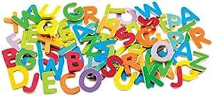 Djeco–magnétiques 83petites lettres