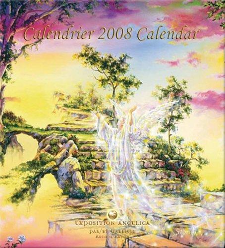 Calendrier 2008 - Exposition Angelica par Gabriell
