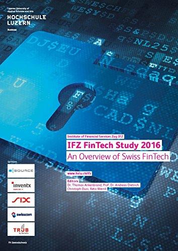 Free IFZ FinTech Study 2016 PDF Download