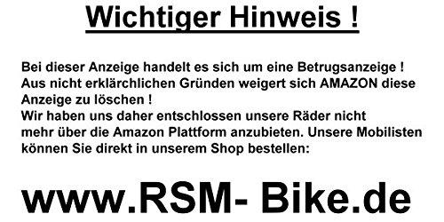 Preisvergleich Produktbild Hochwertiges RSM Elektrofahrrad Klapprad, 36V Power Pedelec, Reifengröße: 20 Zoll (50,8 cm)