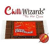 Carolina Reaper Milk Chilli Chocolate Bar - 2.5% Carolina Reaper Chilli 100%
