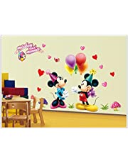 Oren Empower Famous Cartoon Large Wall Sticker (120 cm x 75 cm)