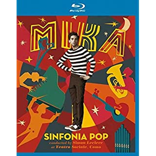 Mika: Sinfonia Pop [BD] [Blu-ray]