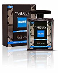 Yardley Elegance After Shave Lotion with Aloe Vera, 50ml