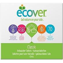 Ecover 3979 - Pastillas para Lavavajillas Ecover, 1.4 kg