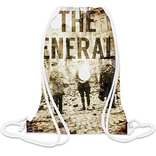 Die Generale des Krieges - The Generals Of War Custom Printed Drawstring Sack - 5 l - 100% Soft Polyester - A Stylish Bag For Everyday Activities - Custom Bags