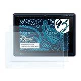 Bruni Protecteur d'écran pour Acer Iconia W500, W501 Film Protecteur - 2 x cristal clair Film Protection d'écran