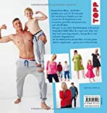 Nähen mit JERSEY - KLIMPERGROSS: Lieblingsmodelle in Erwachsenengröße (XXS - 3XL) - Mit 2 großen Schnittmusterbogen - Von der Bestseller-Autorin - Pauline Dohmen
