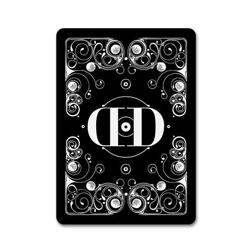 Mazzo di carte Smoke & Mirrors - Mirror by Dan and Dave - Mazzi di carte da gioco Dan and Dave - Giochi di Prestigio e magia
