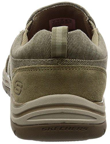 Skechers, Sneaker uomo Beige