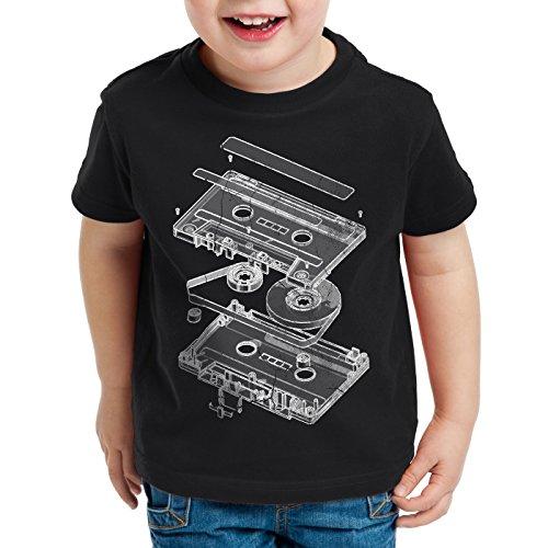 style3-dj-tape-t-shirt-per-bambini-e-ragazzi-turntable-3d-mc-colorenerodimensione164