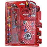 Majik New Arrival Pencil Set Kit, Kids School Accessories, Stationary Item, Return Gift Item For Kids Girls And Boys, Pack Of 1 (Red)