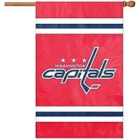 Party Animal Offizielles Lizenzprodukt NHL Banner Flaggen