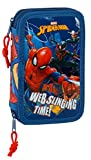 SAFTA - Portatodo Doble de Spiderman (411843854)
